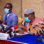 50ème édition des Championnats du monde de pétanque Cotonou 2022 : L'intégralité du discours de Idrissou Ibrahima, président de la CASB.