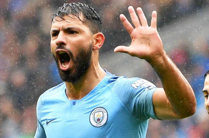 Manchester City: Une mauvaise nouvelle pour Kun Aguero