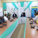 BENIN-HAAC  : Des membres du parti « LES DEMOCRATES » au Cabinet du Président MORETTI