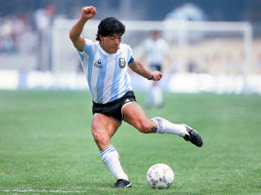 Les 11 moments qui ont marqué à jamais la santé de Maradona