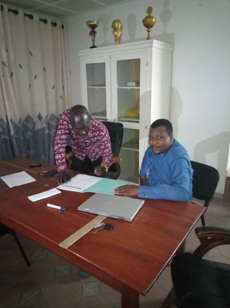 Transfert - Bénin: Sitatunga change d'entraîneur
