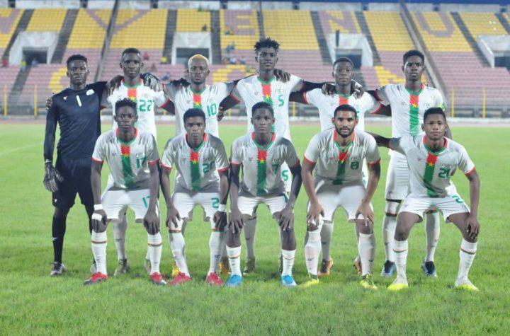 Tournoi U20 UFOA B : Le Ghana et le Burkina se qualifient pour la CAN U20 Mauritanie 2021