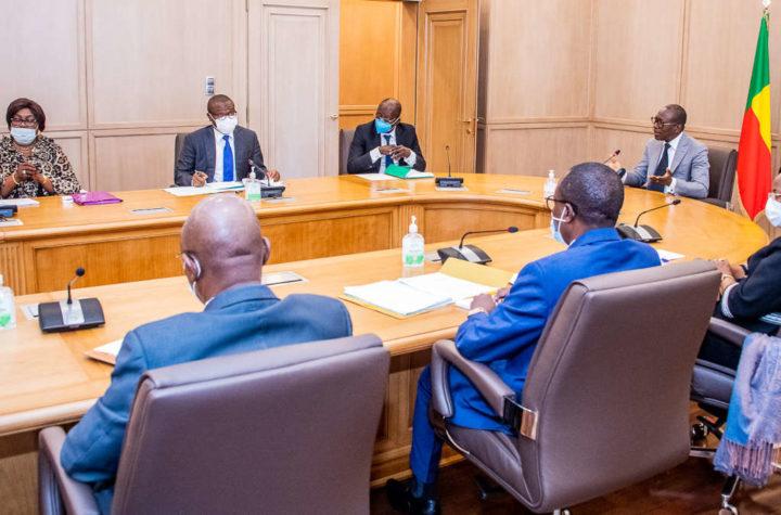 Conseil des ministres 02 décembre 2020