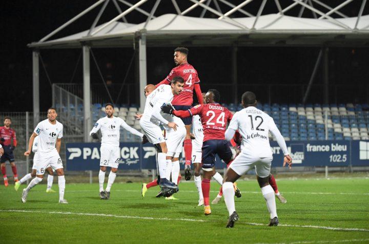 France, Ligue 2 : Cédric Hountondji et Jodel Dossou portent Clermont !