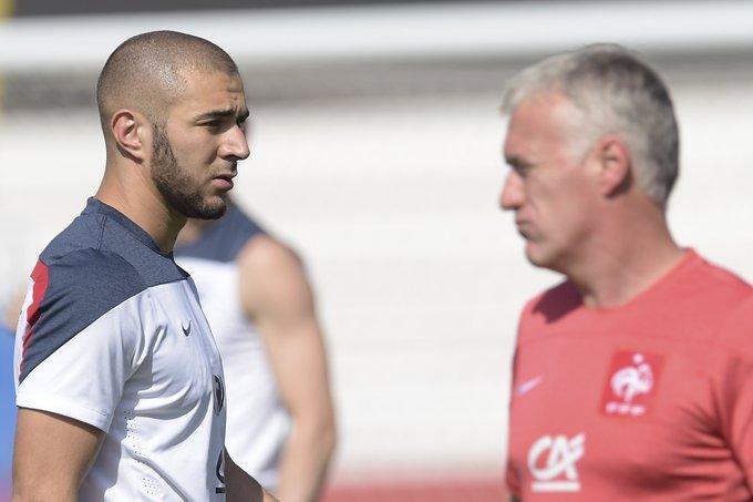 Edf: Didier Deschamps justifie les convocations de Karim Benzema et de Jules Koundé
