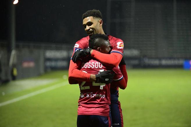 Officiel: le Clermont Foot 63 de Dossou et Hountondji promu en Ligue 1
