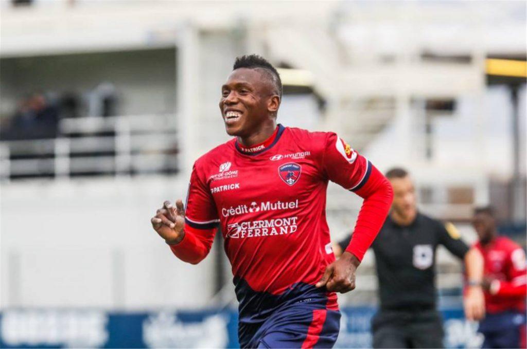 France, Ligue 2 : Jodel Dossou et Clermont y sont presque