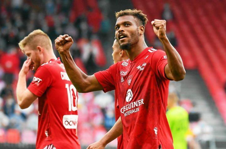 France, Ligue 1 : Brest perd et tremblera jusqu'à la fin malgré le doublé de Steve Mounié