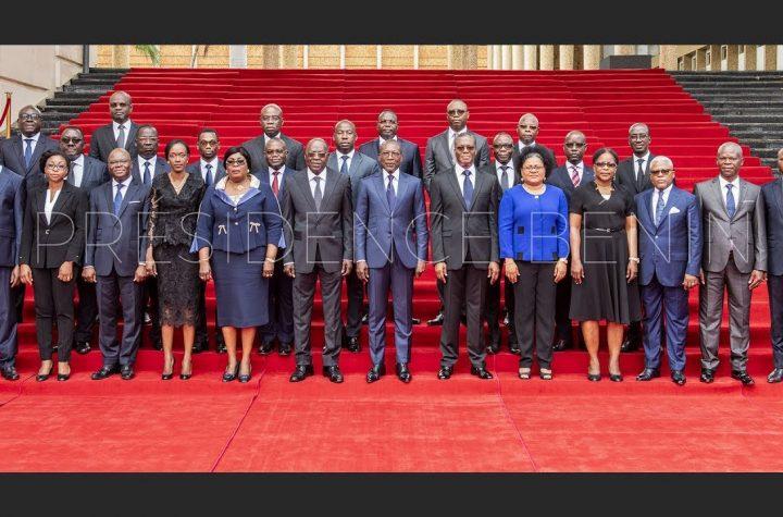 Bénin: les ministres de Patron Talon connu ce.....