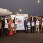 COVID-19 : Les États-Unis font don de 302.400 doses de vaccins Johnson & Johnson au Bénin